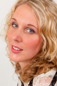 Close-up portret van dame