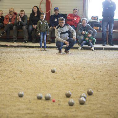 Jeu des boules OOK toernooi 2017 bij Celeritas Petanque, Alkmaar