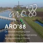 Nieuwe ARO88 website