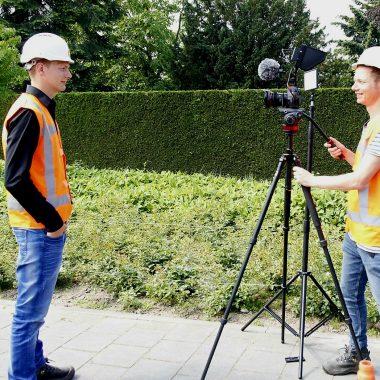 Interview asfaltwerk Nederweert