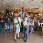 Beveiligd: Lucas van Velzen 65 jaar
